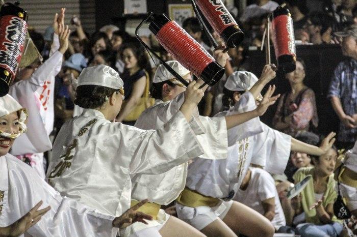 koenji tokyo awa odori festival human tales