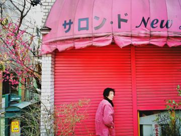 elena brunello japan tokyo ume matsuri